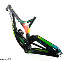 DEVINCI WILSON 2015 DH FRAMESET for 27.5'' Small Black and Green New !