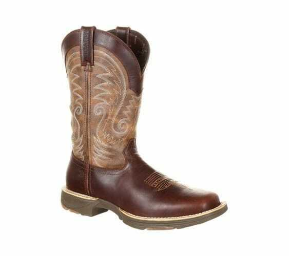Durango avvio Men's DDB0137 Ultra-Lite 12  Western avvio Marroneee Leather Vintage Ful