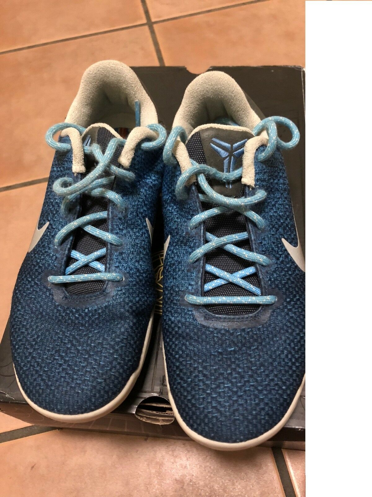 Nike Kobe 11 Brave Blue size 5 U.S Pre-Owned The most popular shoes for men and women