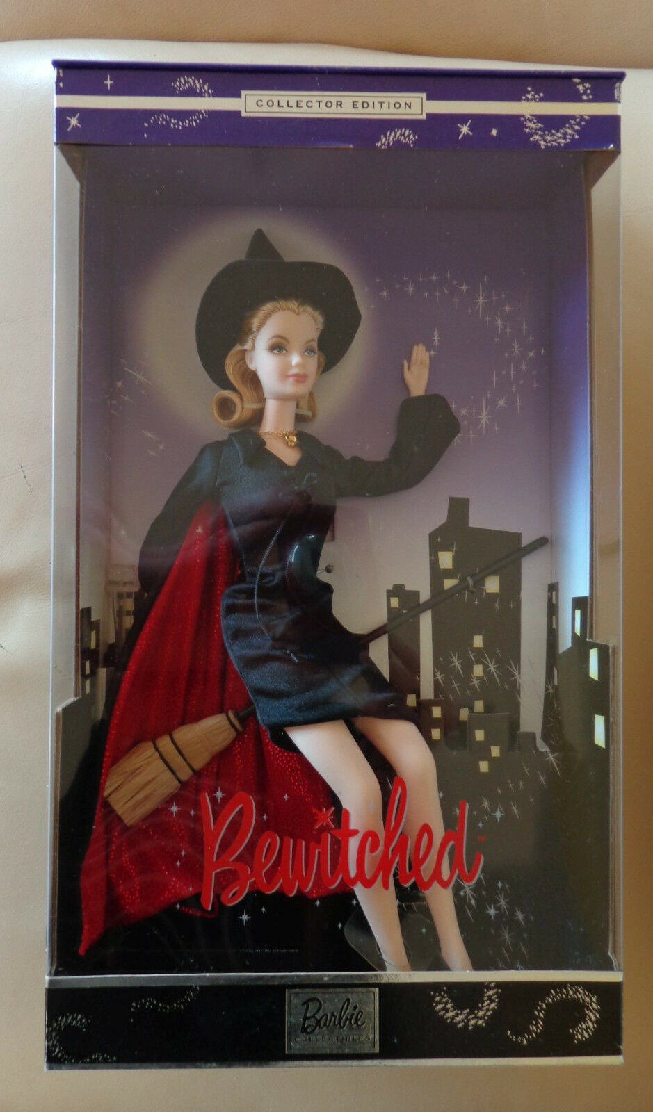 Barbie Bewitched Samantha Ma Sorcière Bien Aimée Halloween Mattel