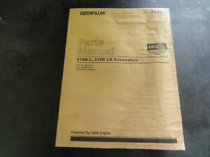 Caterpillar-CAT-318B-L-318B-LN-Excavators-Parts-Manual-3LR-7KZ-SEBP2977-01