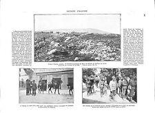 WWI Italia Front Monte san Michele Gorizia Carabiniers Austria ILLUSTRATION