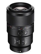 Sony fe 90mm 90 mm 2.8 macro G OSS (sel90m28g) exposición, Sony distribuidor