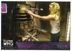 2016-Topps-Doctor-Who-Timeless-Trading-Card-40-Dalek