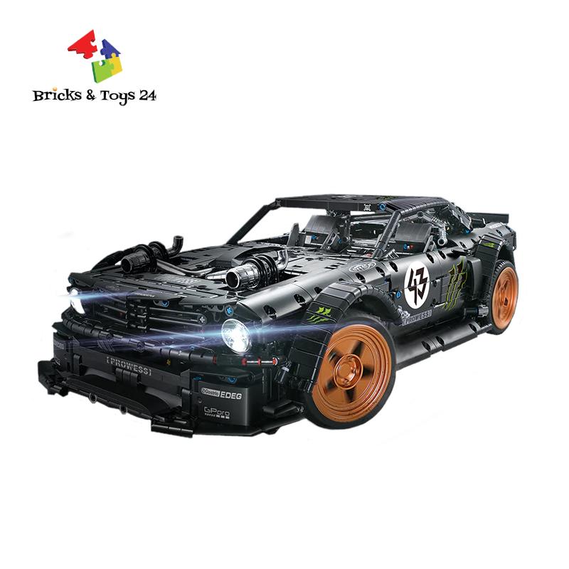 Decool 33003 MecFactor American Muscle Car