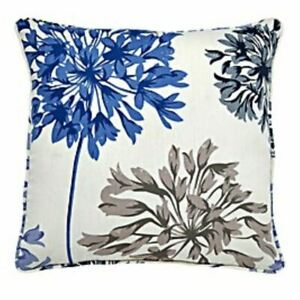 FLORAL-DANDELION-BLUE-PURPLE-PIPED-18-034-45CM-CUSHION-COVER