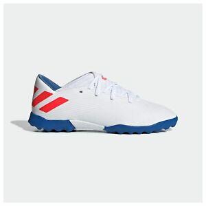 Aimable Adidas Enfants Garçons Nemeziz Messi 19.3 Enfants Astro Turf Baskets Chaussures De Football-afficher Le Titre D'origine à Distribuer Partout Dans Le Monde