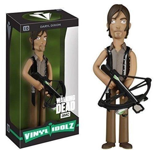 The Walking Dead Daryl Dixon 20.3cm Vinyl Idolz Figur Vinyl Sugar Brandneu