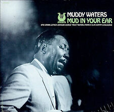 MUDDY WATERS Mud In Your Ear MUSE RECORDS Sealed Vinyl Record LP