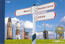 PRESTIGEBOEKJE Nr. 20 - PB20: MOOI NEDERLAND 2008