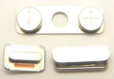iPhone 4 4G Power Standby Lauter Leise Mute Lautlos Ein Aus Knopf Schalter Set
