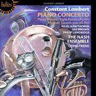 Constant Lambert: Piano Concerto; Piano Sonata; Eight Poems of Li-Po; Mr. Bear Squash-you-all-flat (CD, Jul-2012, Hyperion)