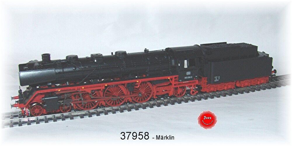 37958 37958 37958 Locomotiva a Vapore Br 003 Db Mfx + Sound Unico Serie   Nuovo in 1190bb