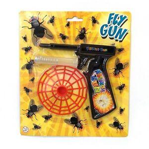 FLY swatter pistola ragazzo divertente giocattolo casa lotta antiparassitaria Zanzara Insetto Repellente SWAT  </span>