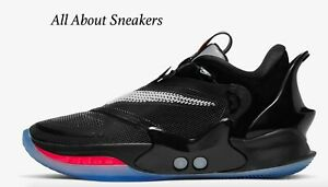 Nike-Adapter-BB-2-0-034-Noir-Multi-couleur-034-limited-amp-RARE-editin-sold-out-CV2444-001