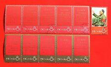 1966 china stamp W1 mao USED