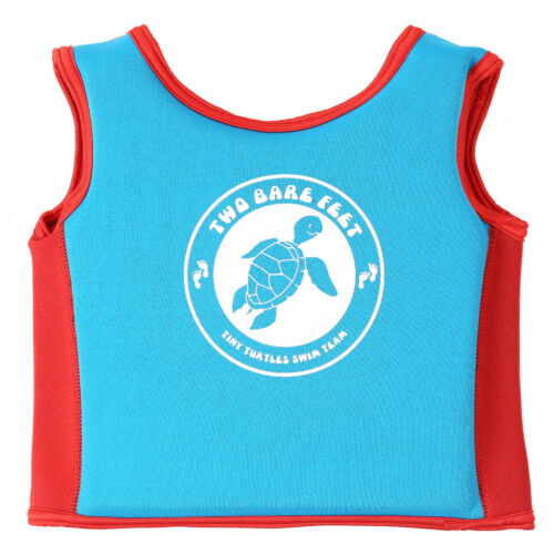 Two Bare Feet Swimming Float Vest Jacket Baby Kids Junior Swim Aid Buoyancy
