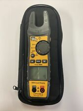 Ideal 61 405 200a Ac Trms Split Jaw Meter Withflashlight Amp Ncvt