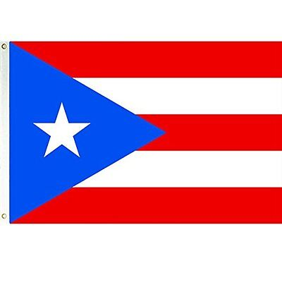 Puerto Rico 3x5 Puerto Rican FLAG - 3ft x 5ft - NEW