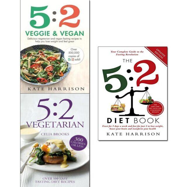 Kate harrison 5 2 diet collection veggie and vegan vegetarian kate harrison 52 diet collection veggie and vegan vegetarian recipes 3 books forumfinder Choice Image