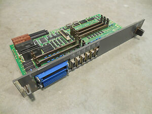 USED-Fanuc-A16B-2200-0855-03B-Axis-Control-Board