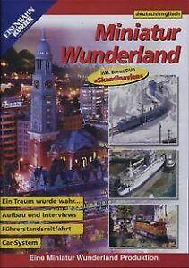 Miniatur-Wunderland-2-DVDs-DVD-Zustand-gut