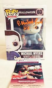 A-MICHAEL-LERNER-SIGNED-MICHAEL-MYERS-FUNKO-POP-HALLOWEEN-JSA-COA-961