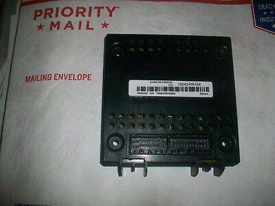 56042498AM   OBSOLETE PART  Grand Cherokee BCM Body Control Module BCM Keyless