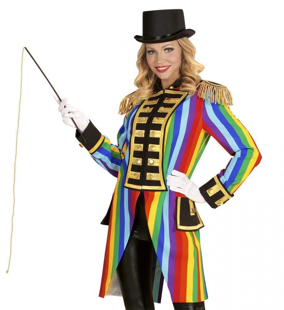 Rainbow Rainbow Rainbow Femmes uniforme veste Arc-en-ciel GARDE Uniforme Redingote Veste Frac Costume a056d3