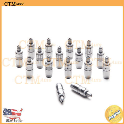 Lash Adjuster Lifters Set Fit For 91-10 Ford Mercury 4.6 VIN Code W V X 9 6 16
