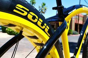 TWO-DURO-26-034-x3-034-Tires-Tubes-Beach-Bum-Cruiser-Balloon-Fat-Bicycle-Bike-Rat-Rod