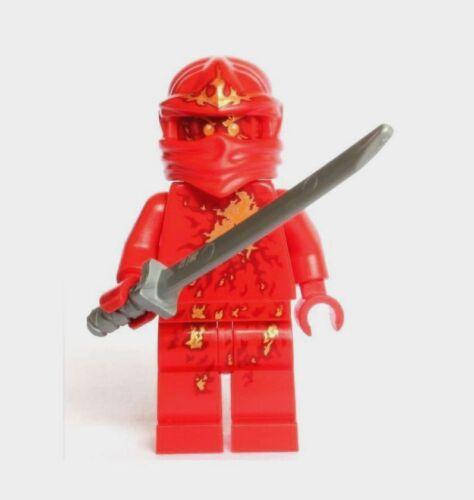 LEGO NINJAGO MINIFIGURE nrg kai with Sword Shamshir minfig