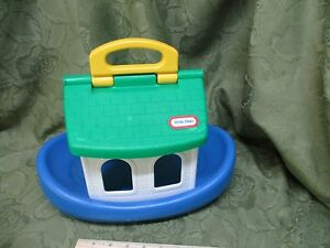 Vintage little tikes noah ark bath toy boat part for Little tikes spare parts
