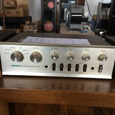 DYNACO Vintage PAT-4 Stereo PreAMP w/its pal FM-3 Tubed Stereo Tuner Serviced