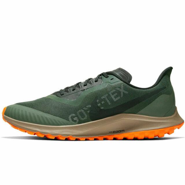 Size 10 - Nike Air Zoom Pegasus 36 Trail Gore-Tex Galactic Jade ...