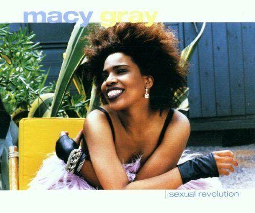 Macy Gray Sexual revolution (2001, #6720352)  [Maxi-CD]