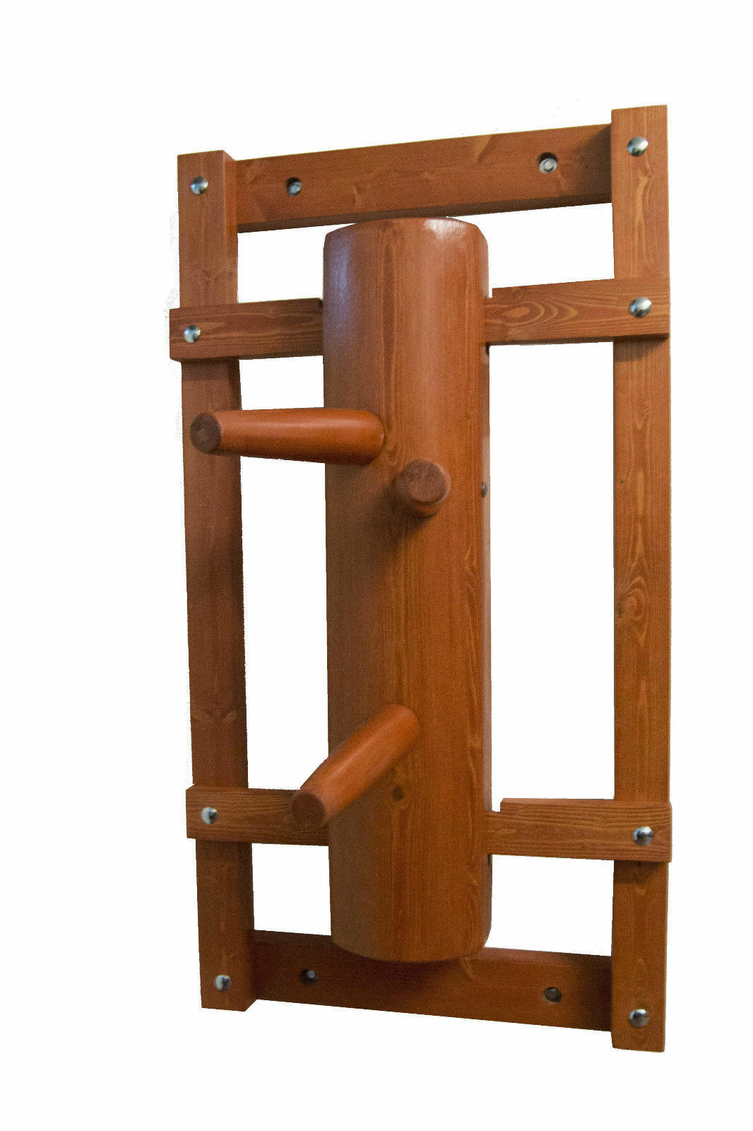 Wing Wooden Chun Wooden Wing Dummy with bow 9ffbbc