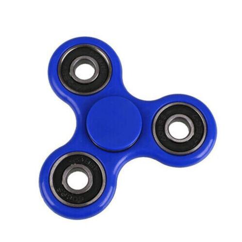 Tri Spinner Hand spinner Fidget Spinner For Autism ADHD EDC DESK