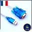 miniature 2 - CABLE ADAPTATEUR CONVERTISSEUR USB VERS RS232 DB9
