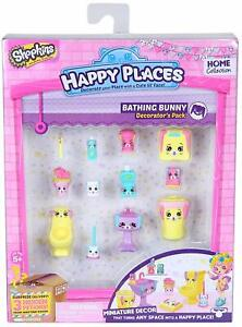 NEW-MOOSE-SHOPKINS-HAPPY-PLACES-BATHING-BUNNY-DECORATOR-039-S-PACK-56380