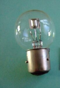 Classic Car Light Bulbs: Image is loading 6-volt-45-40-Watt-Marchal-Light-bulb-,Lighting