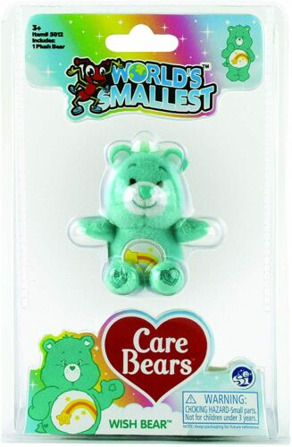 World's Smallest Care Bears Series 2 #5012 Assorted Random
