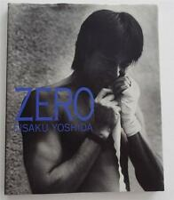 NEW  Rare   ZERO   Eisaku Yoshida  Japanese Language Edition  Out Of Print!