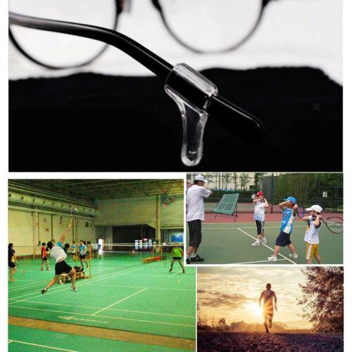 10 Paar Sportbügelenden Fassungshalter Brillenhalter Antirutsch Brillenbügel