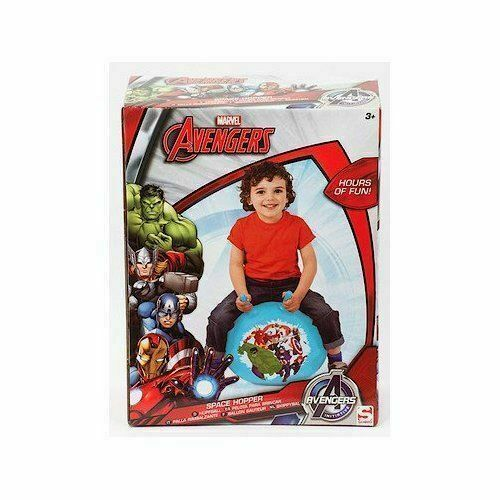 Marvel Avengers Space Hopper Toy Game Fun Play Brand New Gift
