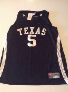 super popular 90beb 4cc95 Details about Nike Women's Texas Longhorns Basketball Jersey, Black, #5,  Size Medium , NWT