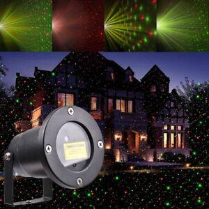 Weihnachtsbeleuchtung Led Fernbedienung.Led Laser Projektor Fernbedienung Lichteffekt Strahler Led