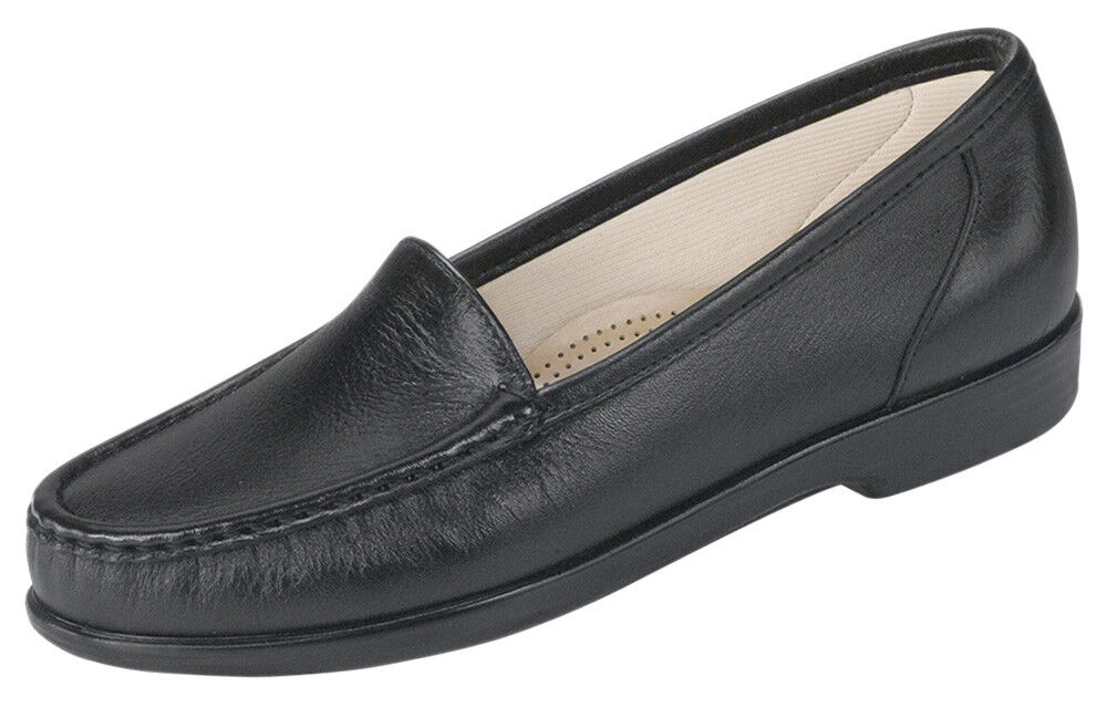 SAS shoes Simplify Black 7 Narrow FREE SHIPPING Brand New New New In Box Save Big     fdccfd