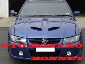 Genuine GM Monaro Steel Bonnet Kit for Commodore, Monaro | JHP