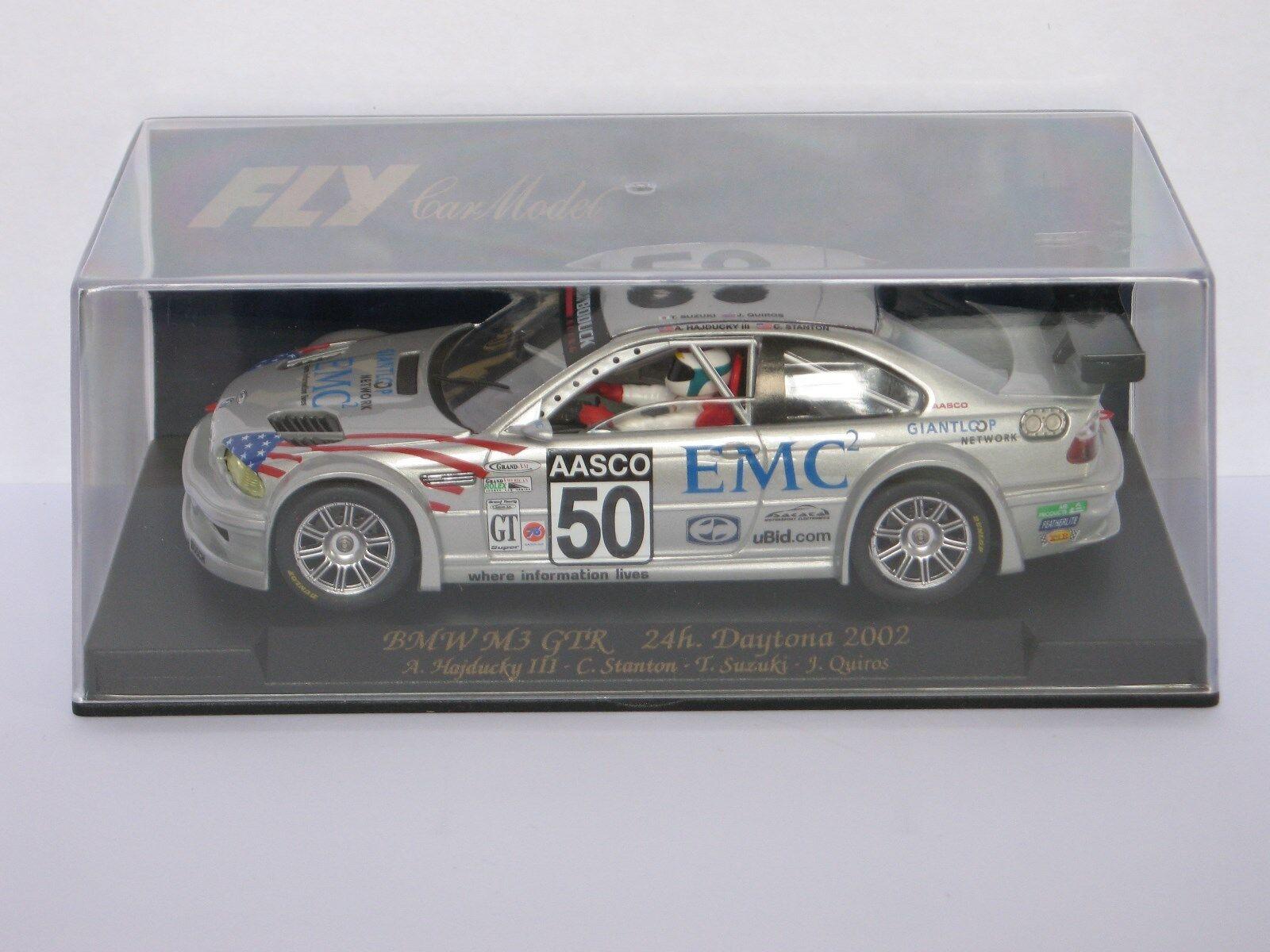 Fly BMW M3 GTR 24h. Daytona 2002 A285 88009